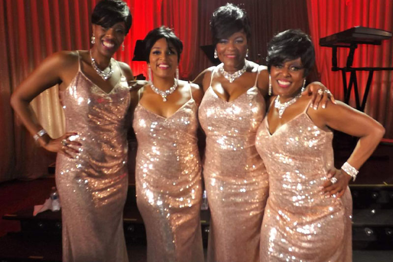 The Duchesses of Motown